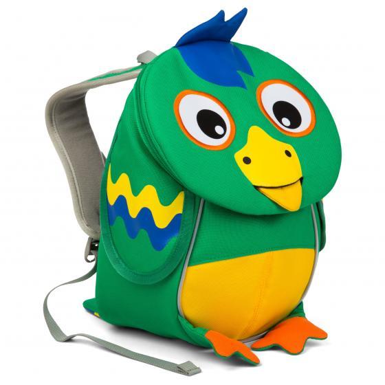 Kleine Freunde Kinderrucksack für 1-3 Jährige im Kindergarten Piet Papagei