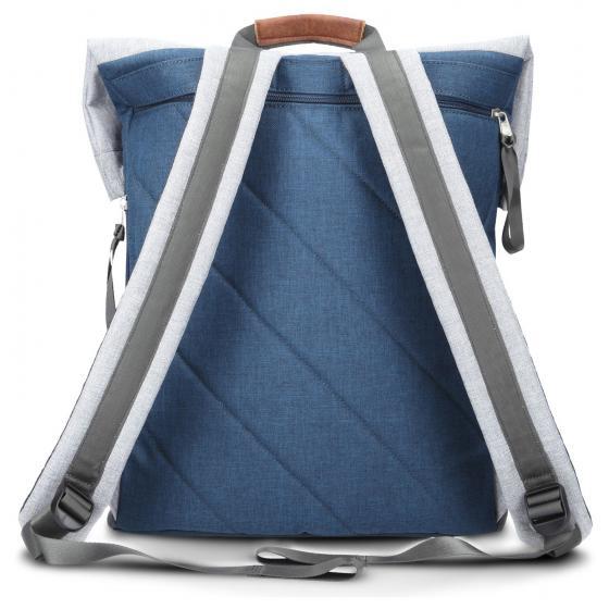 Benno BE300 Rucksack 43/57 cm blue