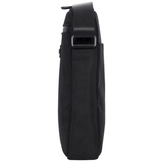 Pisa Schultertasche L 28 cm black