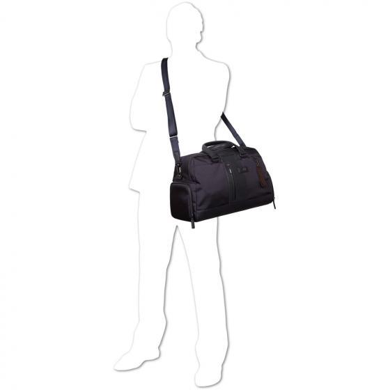 Brief Reisetasche 48 cm black
