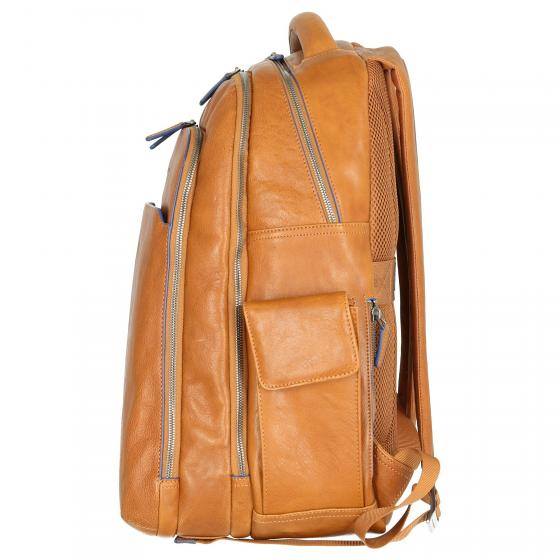 B2S Businessrucksack L 43 cm brown