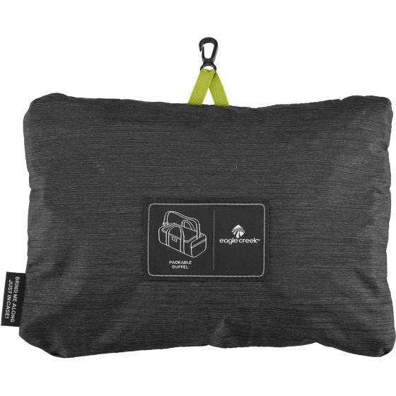Packable Reisetasche 55 cm black