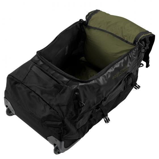 Cargo Hauler 2-Rollenreisetasche 110 L 77 cm jet black