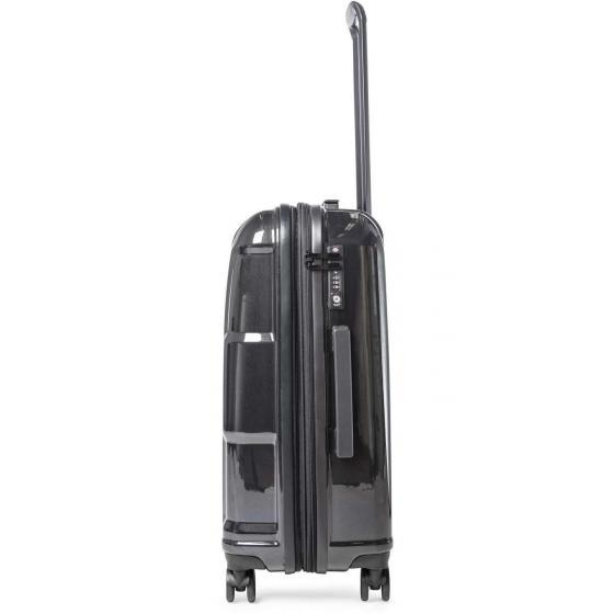 Crate EX Solids 4-Rollen-Trolley M 66 cm erw. blackMETAL