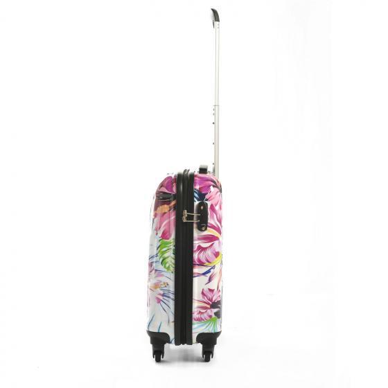 Crate EX 4-Rollen-Kabinentrolley 55 cm wildblossom pink