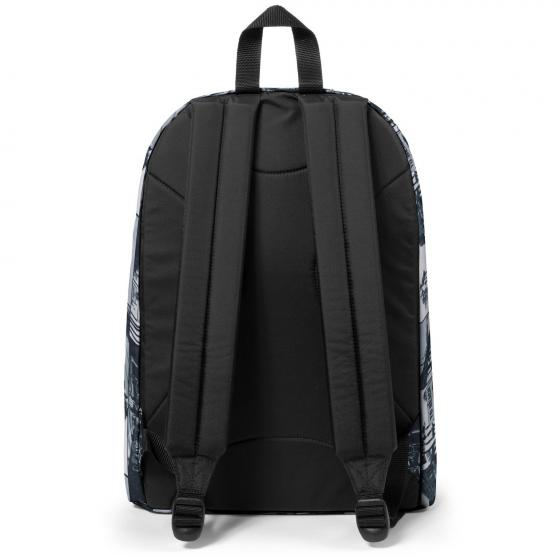 Out Of Office Rucksack mit Laptopfach 44 cm Pix BW