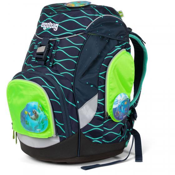 Zubehör Pack/Cubo/Cubo Light Sicherheitsset 3-tlg. fluoreszierend grün 2019/20