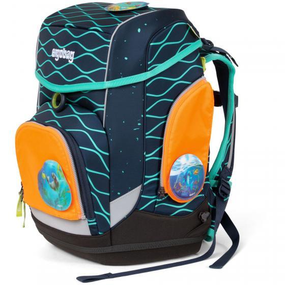 Zubehör Pack/Cubo/Cubo Light Sicherheitsset 3-tlg. fluoreszierend orange