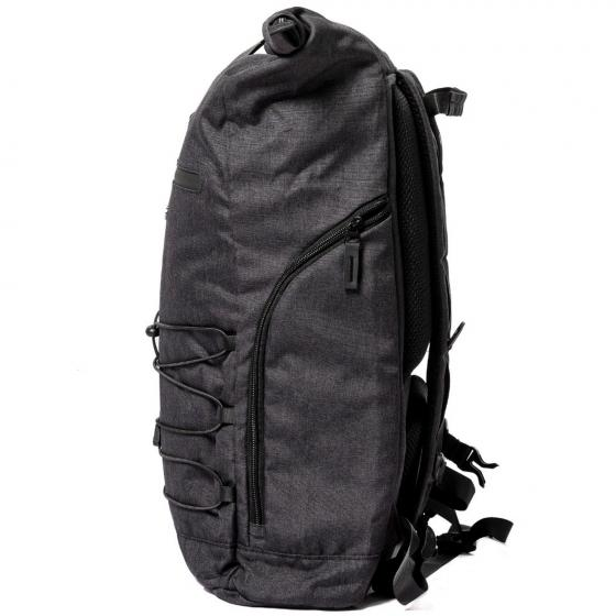 "Dynamik City Rolltop-Laptop-Rucksack 15.6"" 50 cm black"
