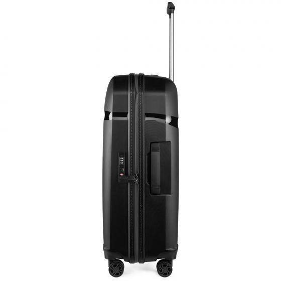 Zeleste 4-Rollen-Trolley 66 cm black