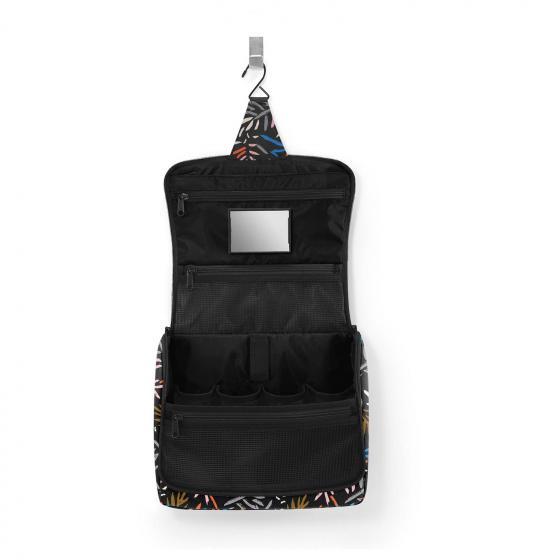 cosmetics toiletbag XL / Kulturbeutel 28 cm autumn 1