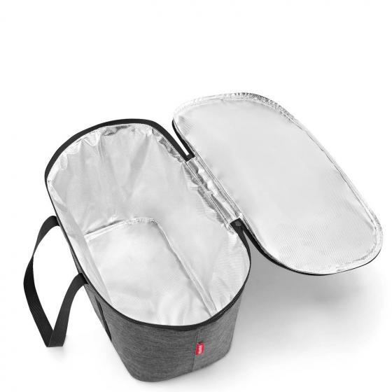 thermo coolerbag / Kühltasche 44.5 cm twist silver