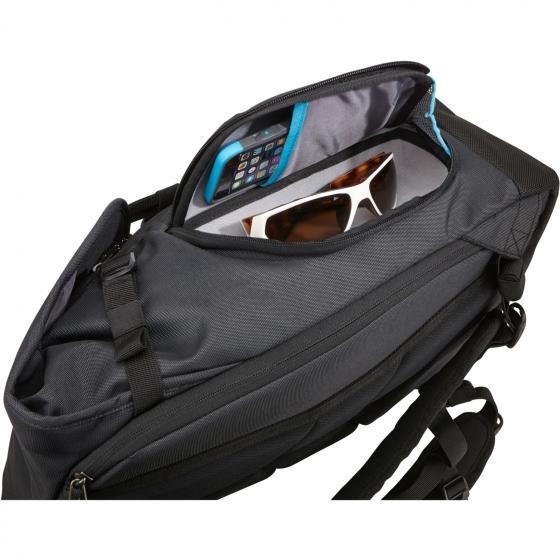 "Subterra Backpack 15"" 47 cm dark shadow"