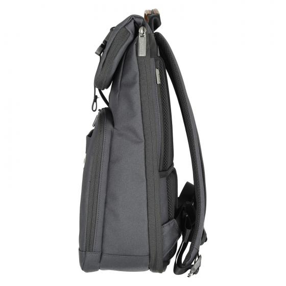 Kinzie Street 2.0 Medium Foldover Backpack 39.5 cm navy