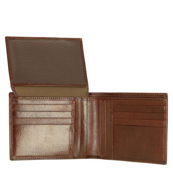 Story Uomo Kreditkartenbörse 9 cm brown