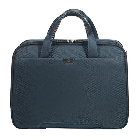 "PRO-DLX 5 15.6"" Laptoptasche erw. 42 cm oxford blue"