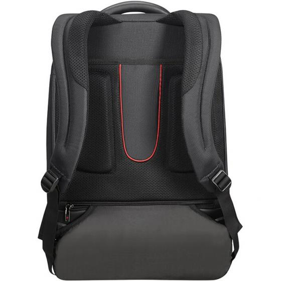 "PRO-DLX 5 2-Rollen Rucksacktrolley 17.3"" 48 cm black"