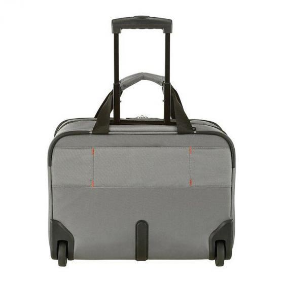 """Guardit 2.0 Businesstrolley 17.3"""" 45 cm grey"""