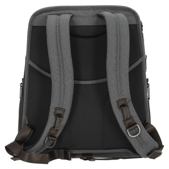 "Alpha3 Slim Solution Laptop 15"" Rucksack 42 cm anthracite"