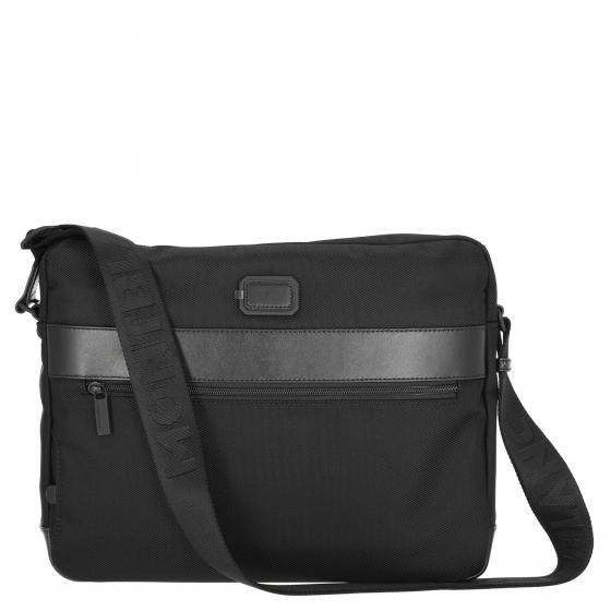 Nightflight City Taschen Messenger Bag 34 cm black