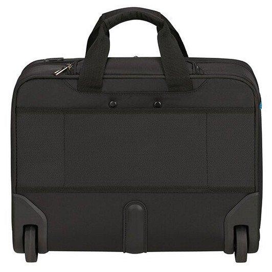 "Vectura Evo 2-Rollen-Businesstrolley 15.6"" 42 cm black"