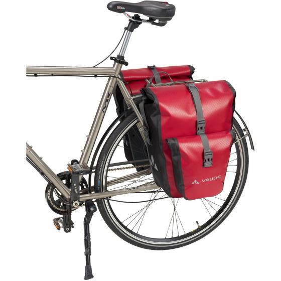 Bike Aqua Back Plus Radtasche (Paar) 44 cm canary