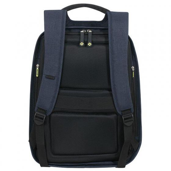 "Securipak Laptop-Rucksack 15.6"" 44 cm eclipse blue"
