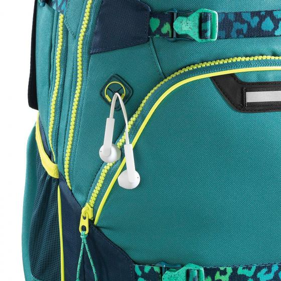 "e-ScaleRale Schulrucksack ""Tec Check"" Limited Edition 45 cm"