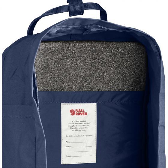 """Kanken Rucksack Laptop 15"""" 40 cm blue ridge"""