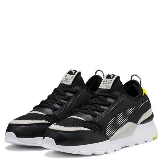 Uni RS-0 Sneaker Schuh 369601 42 1/2 | black