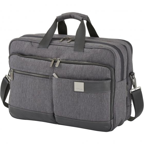 Power Pack Business Laptoptasche 45 cm mixed grey