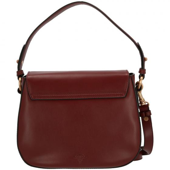 Women Nausica Esmera Shoulderbag SHF 25/21 cm dark red