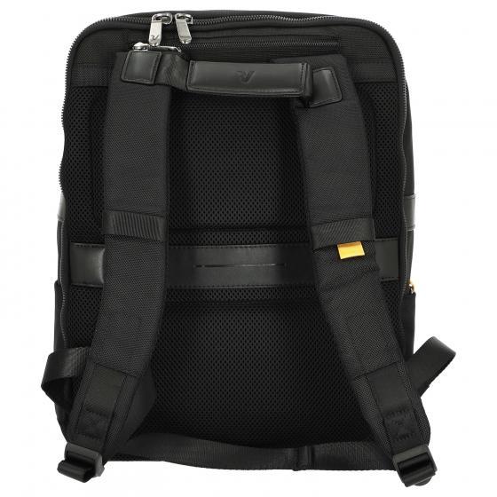 """Rover Rucksack mit 15'"""" Laptopfach 41 cm black"""