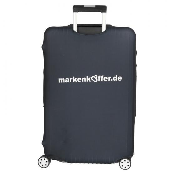 Zubehör Kofferschutzhülle L (für Koffer von 72-81 cm Höhe) black