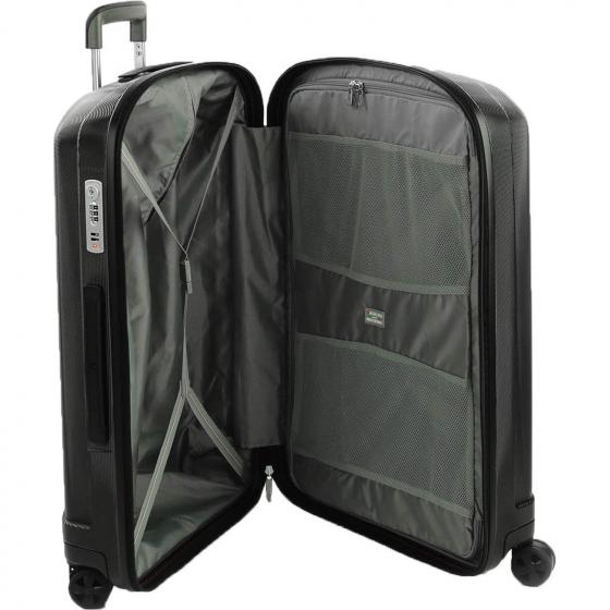Unica 4-Rollen-Trolley M 72 cm anthrazite