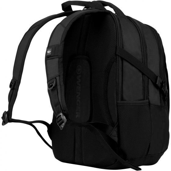 """601468 Sidebar Laptop-Rucksack 15.6"""" 25 L 45 cm black"""
