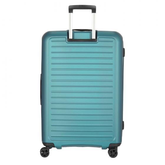Impact 4-Rollen-Trolley L 75 cm blau