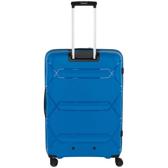 Tokyo 4-Rollen-Trolley L 75 cm blau
