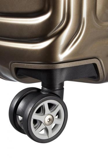 Neopulse 4-Rollen-Kabinentrolley S 55 cm metallic sand