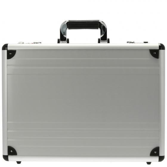Aktenkoffer aus Aluminium 46 cm