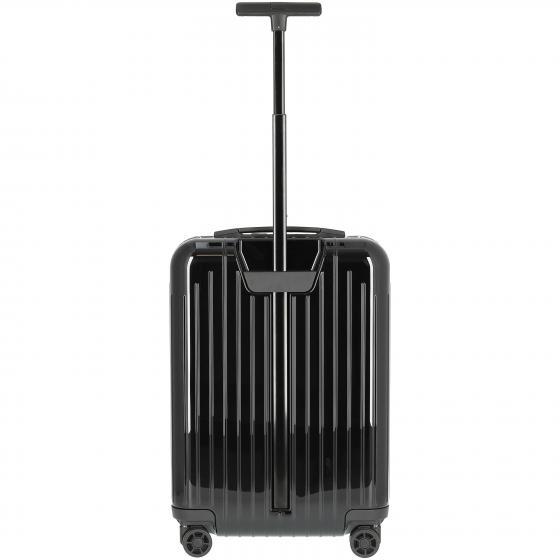 Essential Lite Cabin 53 schwarz glänzend