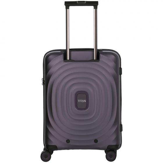 Looping 4-Rollen-Kabinentrolley 55 cm S purple