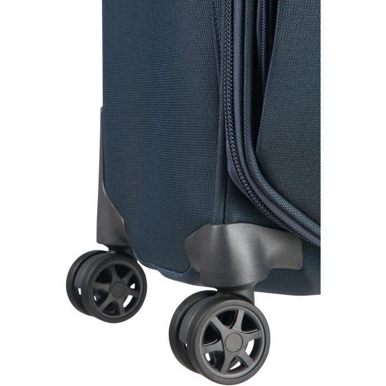 Spark SNG Spinner 4-Rollen-Kabinentrolley S 55 cm  (55x40x20 cm) blue