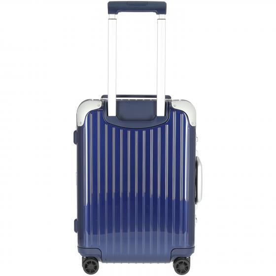 Hybrid Cabin 53 blau glänzend