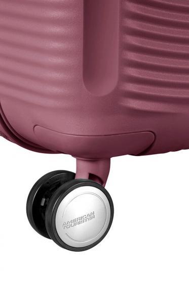 Soundbox 4-Rollen-Kabinentrolley S 55 cm erw. jade green