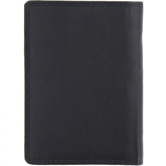 Golf Edition Kartenbörse (North Wallet) 9 CS+Zip 12.5 cm black