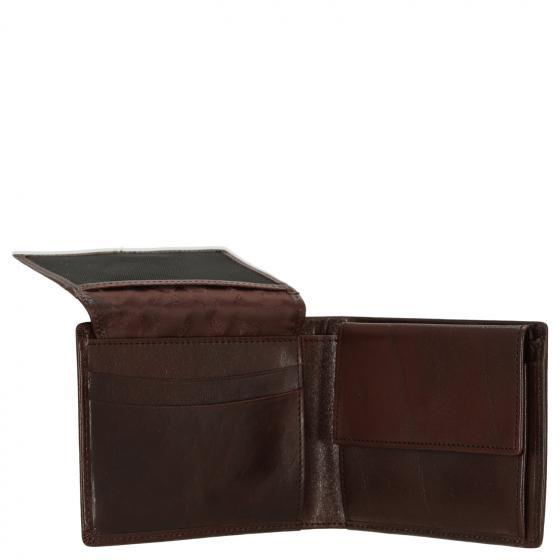 Gaucho Börse 4CS Querformat aufklappbar 11 cm black