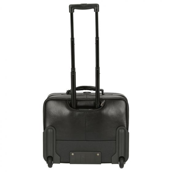 Firenze 2-Rollen-Businesstrolley 15.6'' 45 cm RFID black