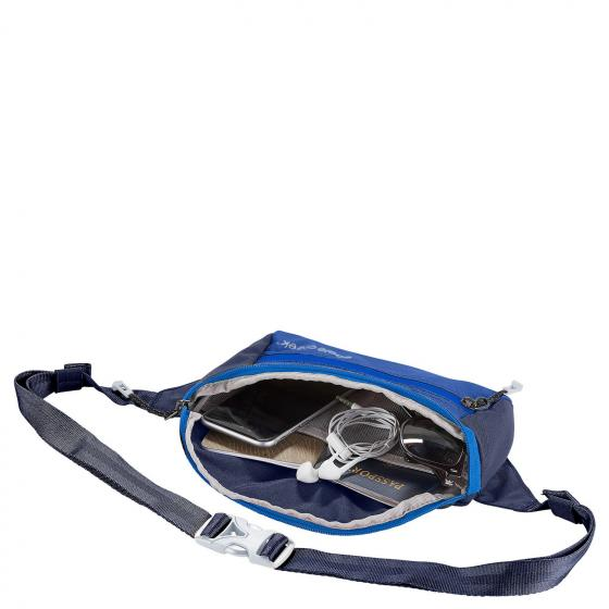selection Stash Gürteltasche 29 cm aizome blue