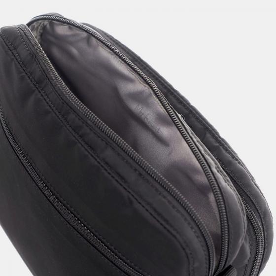 Womens Metro Multi Compartment Crossover Tasche RFID 25 cm black